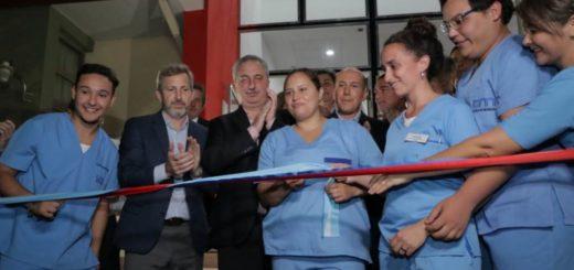 El gobernador Passalacqua y el ministro Rogelio Frigerio inauguraron la ampliación de la Escuela de Enfermería en Posadas