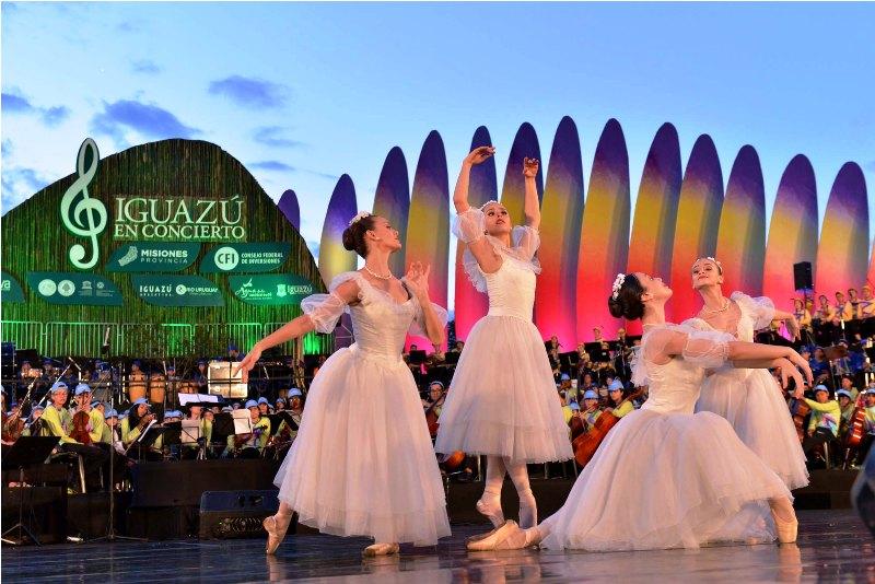 Iguazú en Concierto celebra 10 años a pura música