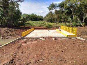 Vialidad Provincial concluyó doce puentes en nueve localidades