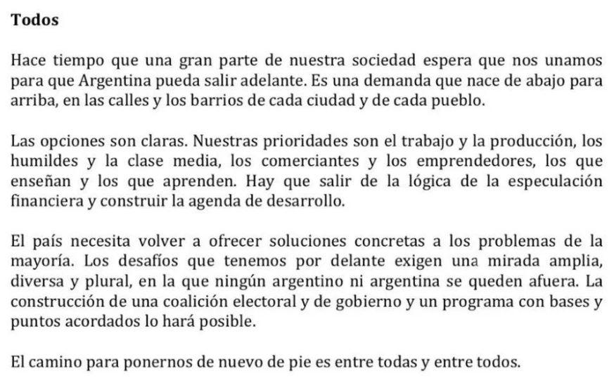 Con un café, Alberto Fernández y Sergio Massa cerraron el acuerdo electoral y competirán con el frente Todos