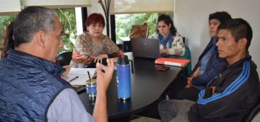 Los acampantes de la Plaza 9 de Julio solicitaron la intervención del Defensor del Pueblo