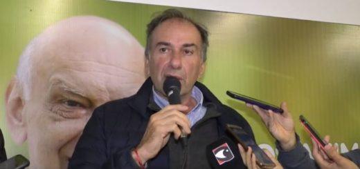 """Humberto Schiavoni reconoció la derrota y felicitó a Herrera Ahuad: """"Los números son contundentes"""""""