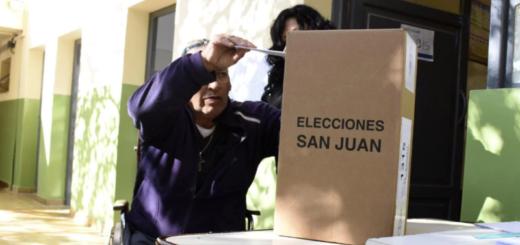 Domingo de elecciones: en San Juan la votación cerró con un 65% de participación