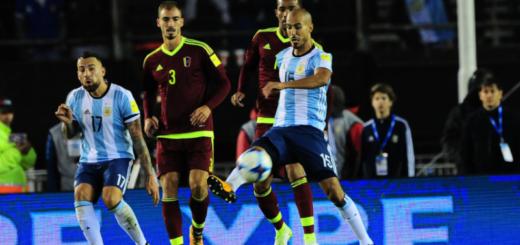 Cambio en la Selección argentina: Guido Pizarro jugará en el lugar del lesionado Exequiel Palacios