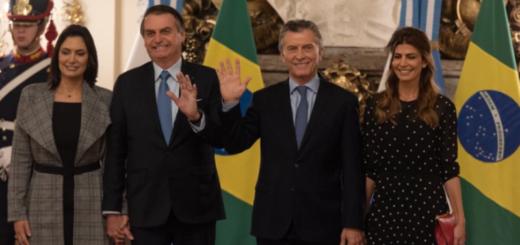 Jair Bolsonaro, presidente de Brasil ya se encuentra en Argentina y está reunido con Mauricio Macri