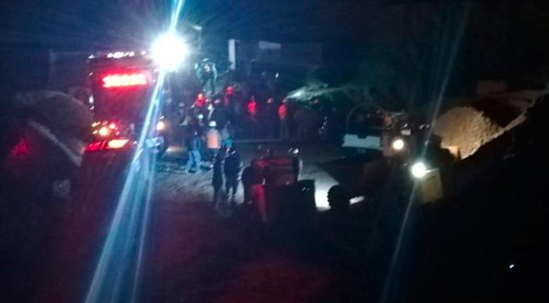 Chile: rescataron a uno de los tres mineros atrapados. Otro de ellos murió
