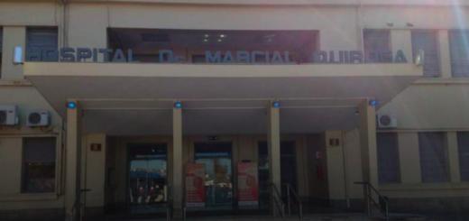 San Juan: investigan la muerte de una mujer que cayó de un primer piso de un hospital