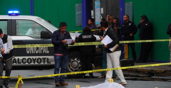 México: estaba a punto de salir de vacaciones, pero una bala perdida le quitó la vida
