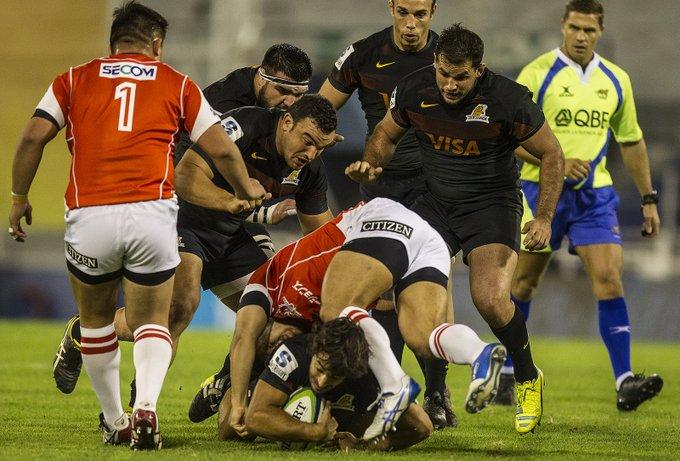 Súper Rugby: Jaguares se enfrenta a Sunwolves