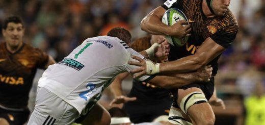 Jaguares hizo historia: venció a Chief y se metió en las semifinales del Súper Rugby