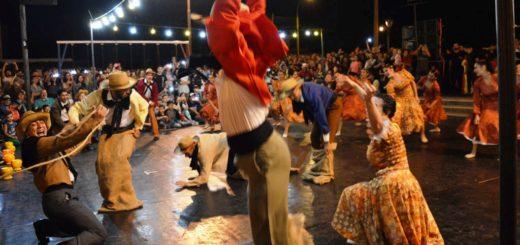 Se vivió a pleno la fiesta de San Juan en el anfiteatro natural El Brete de Posadas, vea todas las fotos