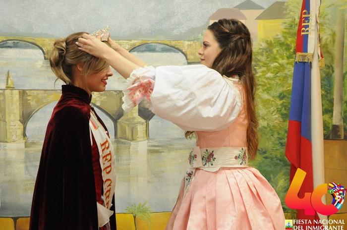 La Colectividad Checa de Oberá tiene su nueva reina