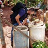 Dengue: el municipio concretó un operativo de eliminación de criaderos de mosquitos en el barrio A 4 de Posadas