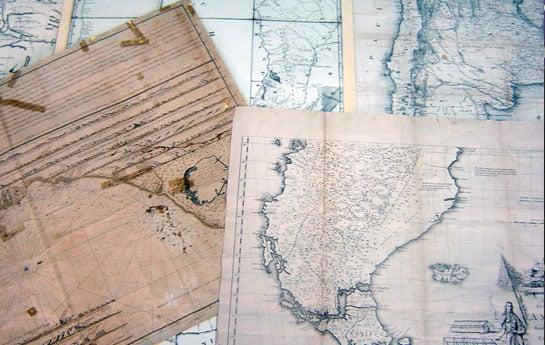 26 de Junio: en el Día de la Cartografía recordamos la importancia de esta ciencia