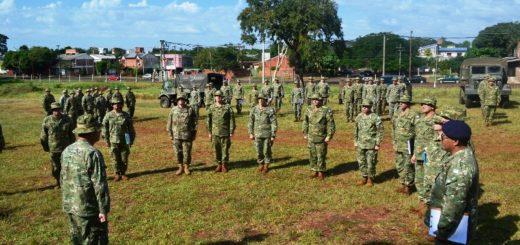 Misiones recibirá a 15 ejércitos latinoamericanos para evaluar medidas de prevención ante desastres naturales