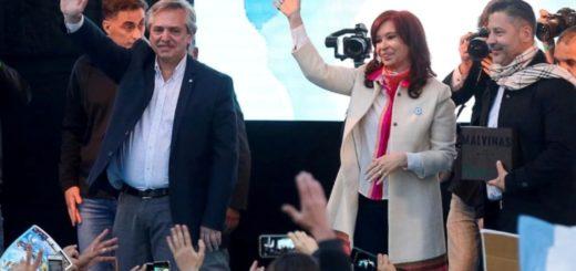 "Alberto Fernández: ""Si la Justicia existe, a Cristina Kirchner nadie la va a condenar"""