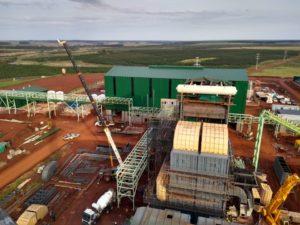 Virasoro: las obras de construcción de la central térmica Garruchos avanzó en un 75% y esperan un funcionamiento a pleno en el corto plazo