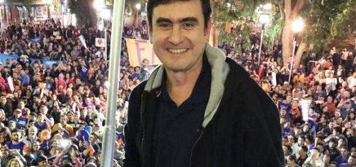 """Fabio Martínez: """"vamos a replicar en Eldorado las políticas que viene haciendo el gobierno de la provincia"""""""