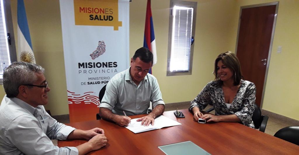 Salud Pública y el IPEC harán un relevamiento sobre las diferentes expresiones de las adicciones en Misiones
