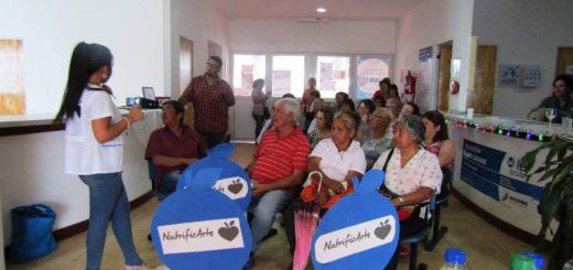 Mañana jueves se realiza el programa Nutrificarte del IPS en Campo Viera