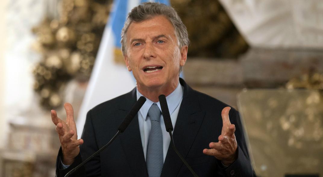 Mauricio Macri, en el cierre del precoloquio de IDEA: «No me quiero ir, me quiero quedar un rato más»