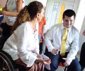 """El posadeño Lucas Kunaschik compartirá su experiencia de """"Empatía Viral"""" en la Cumbre Global de Discapacidad 2019 que se realizará en Tecnópolis"""