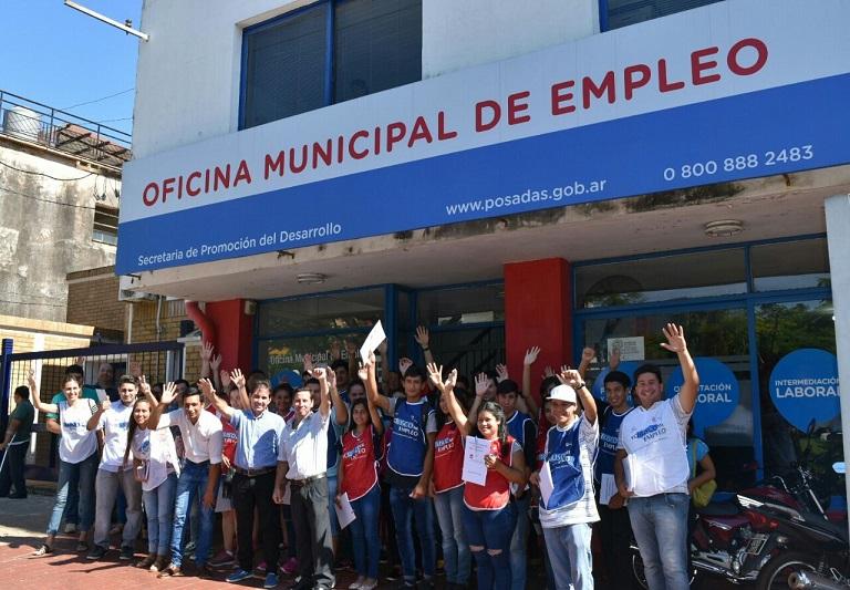 Hoy comienza el pago de los programas sociales de la Oficina de Empleo de Posadas