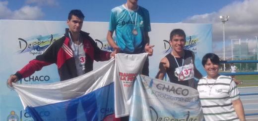 Atletismo Adaptado: Misiones tuvo una gran actuación en el Open del COPAR en Chaco