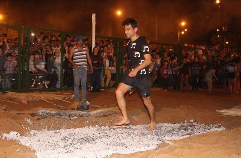 La Fiesta de San Juan volverá a vivirsea pleno en el Anfiteatro Natural El Bretede Posadas