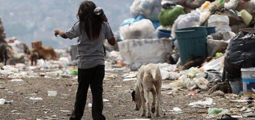 Según la UCA, el 51,7% de los chicos son pobres en Argentina