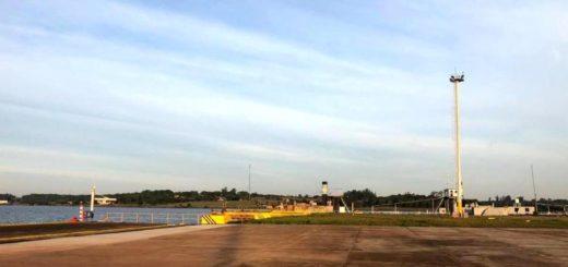 Puerto de Posadas: Atria Soluciones Logísticas, Industria y madereros analizaron la factibilidad de los costos de la logística fluvial de contenedores y cargas a granel