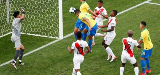 Copa América: Brasil goleó a Perú por 5 a 0 y favoreció a la Selección Argentina
