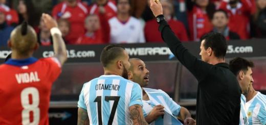 Wilmar Roldán, protagonista en un triste episodio de Argentina en Copa América, dirigirá el viernes ante Venezuela