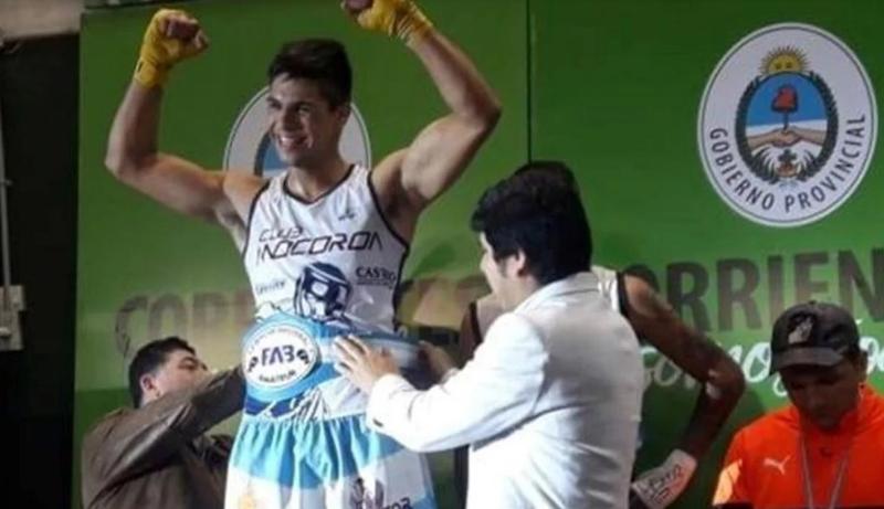 Conmoción en el boxeo: se mató el campeón argentino amateur de peso ligero en un choque