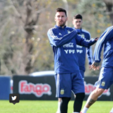 Rumbo a la Copa América: vea los goles de la goleada argentina ante Nicaragua