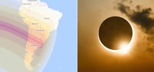 Curiosidades del próximo gran eclipse total solar que se verá en Argentina