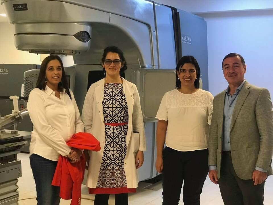 Los misioneros podrán acceder a tratamientos de radioterapia en el ámbito público en el Instituto Misionero del Cáncer