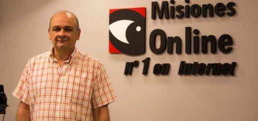 Ricardo Wellbach dijo que a todos los candidatos presidenciales se les plantea la inserción de Misiones en la política nacional