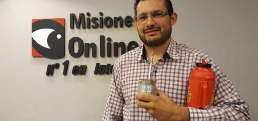Julio Peterson anunció que está trabajando un proyecto de obra social para los productores yerbateros de Misiones