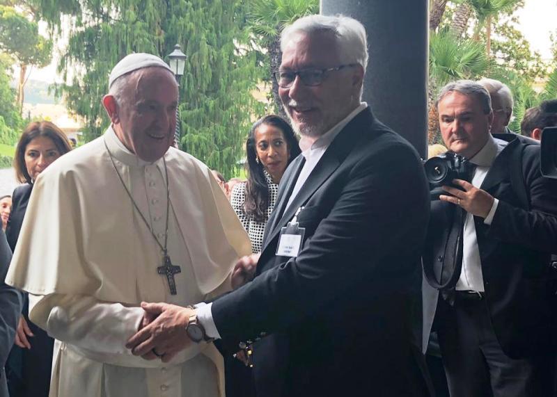 El Papa Francisco y los jueces de la región critican y alertan sobre la intervención política en las cuestiones judiciales