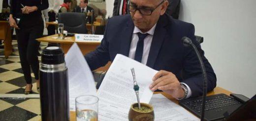 La Defensoría del Pueblo expuso por primera vez su ejecución presupuestaria en la Comisión de Hacienda del HCD de Posadas