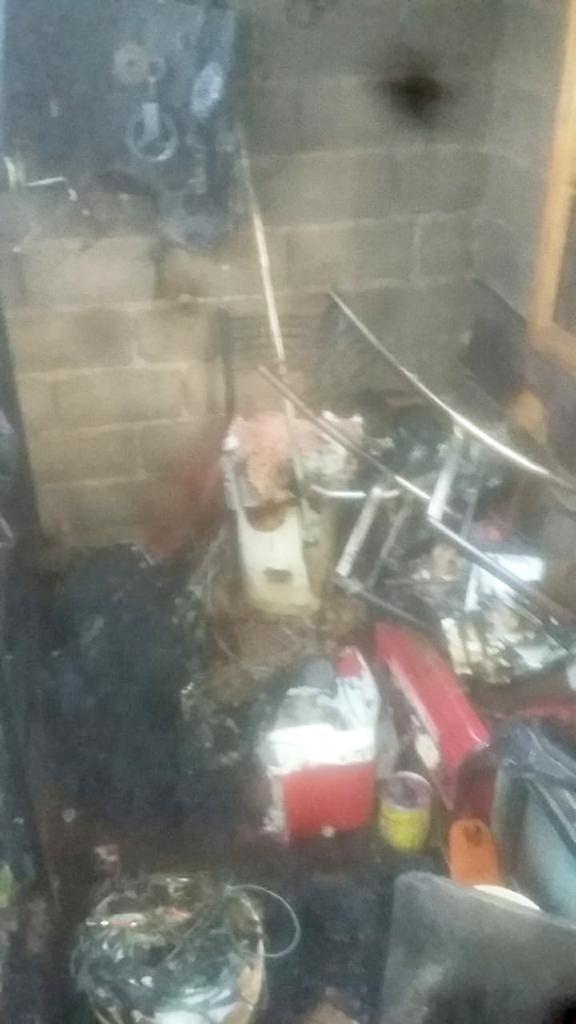 Puerto Iguazú: dos viviendas sufrieron incendios