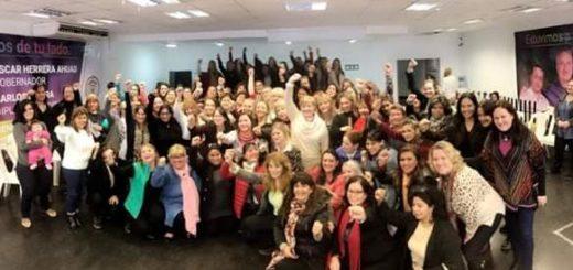 La Red de Mujeres de la Concordia aportó 42 mil votos al proyecto misionerista