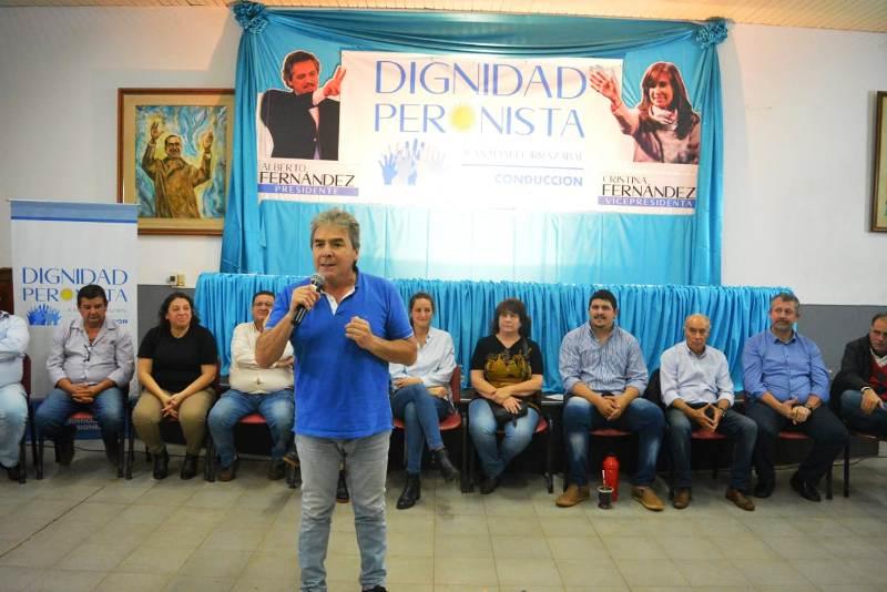 """Dignidad Peronista convocó a la militancia a apoyar un gran """"Frente Patriótico"""""""