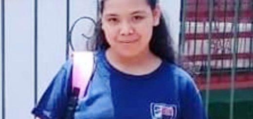Buscan a Milagros Rodríguez, una jovencita de 11 años que desapareció desde esta madrugada en Posadas