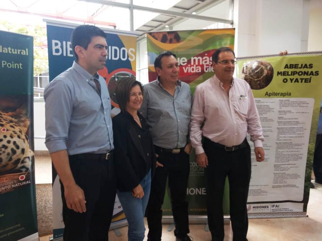 Miel de Yateí: debatieron sobre nuevas propuestas para el desarrollo sustentable de la actividad en Misiones