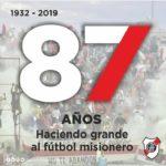 """Ramón """"Beto"""" Delpiano: el """"10"""" de una época de oro de Guaraní, el club posadeño que cumple 87 años"""
