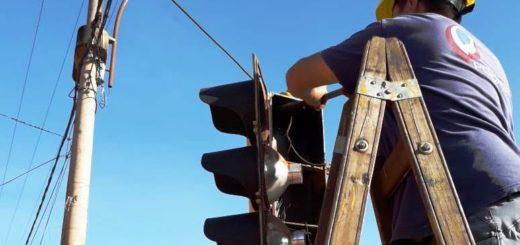 La Municipalidad de Posadas optimiza el funcionamiento de los semáforos de la ciudad con tecnología led