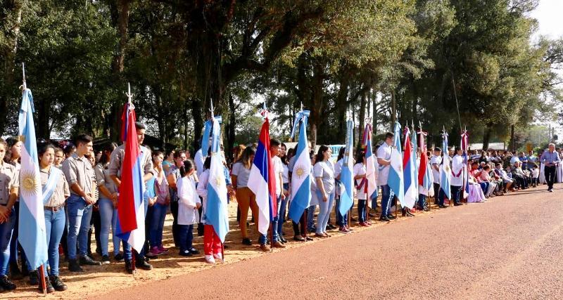 Colonia Victoria celebró su 80° Aniversario