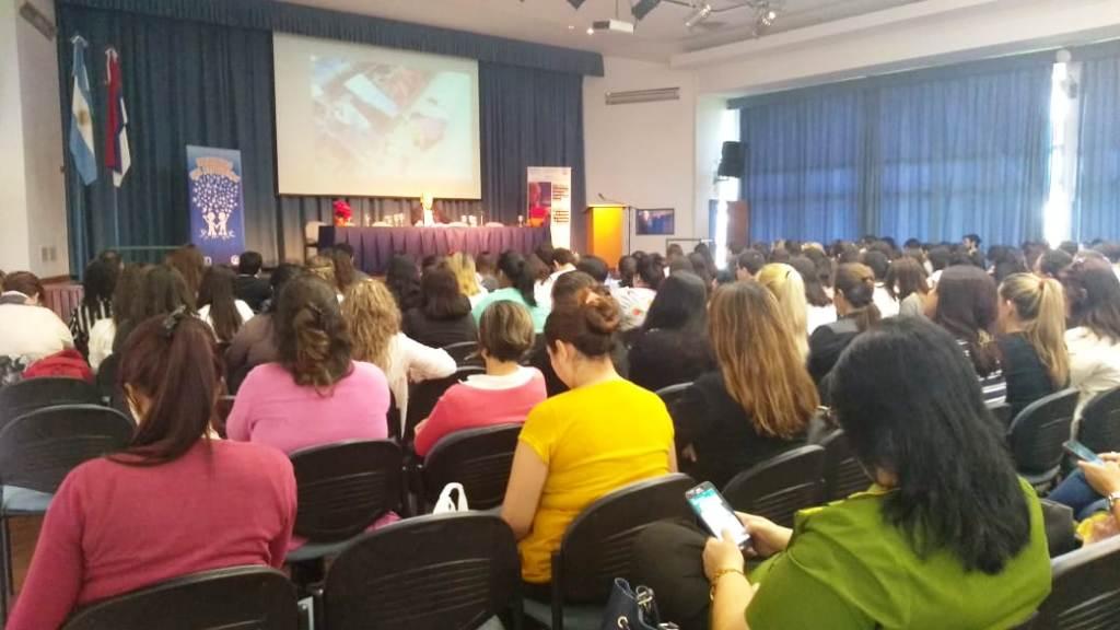 """La Jornada """"La Educación Especial en Contextos de Crisis"""" convocó a más de 600 personas en Posadas"""